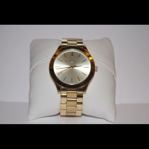Michael Kors Accessories - Gold Michael kors watch